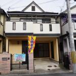 駅前1分の≪ペット暮せる一戸建賃貸物件≫ 奈良県天理市二階堂