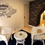 モデルハウスのような室内カフェスタイルの一戸建賃貸物件