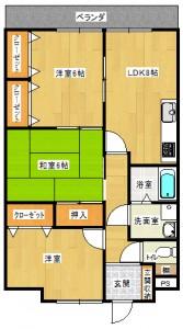 311号室カラー
